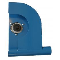 Dustcontrol afzuigkap haakse slijper - Hitachi Hikoki 125-150