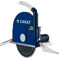 Carat W-3011 muurzaagmachine laser Dustec
