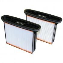 Hitachi Hikoki polyester filter (2 stuks)