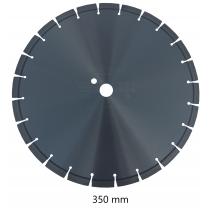 THS universeel zaagblad diameter 350 mm asgat 25.4mm