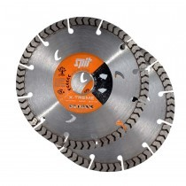 Spit diamantzaagblad Xtreme set 140 mm - Beton
