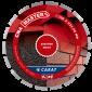 Carat diamantzaag baksteen/asfalt CNA MASTER-25.4-600