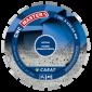 Carat diamantzaag beton CNC MASTER-25.4-600