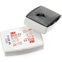 3M 6035 Stoffilter P3 met weinig ademweerstand