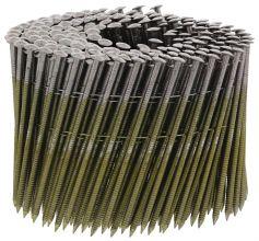 Haubold spoelnagels CW 2,8 x 65 mm ring RVS A2 met lens