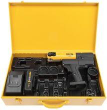 REMS Mini-Press 22V ACC Basic-Pack in stalen koffer