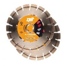 Spit diamantzaagblad Xtreme set 140 mm - Universeel