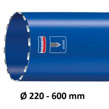 """Carat Diamantboor 1 1/4"""" Master Ø 220-600 mm"""