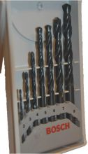 Bosch HSS-Spiraalborenset 7 delig