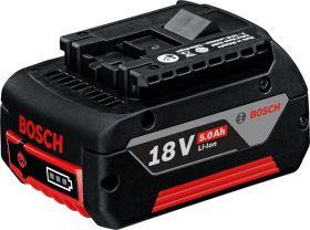 Bosch accu GBA 18V 5,0Ah Li-ion Professional