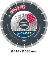 Carat diamantzaag universeel CE STARTER