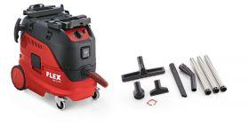 Flex veiligheidsstofzuiger VCE 33 L AC automatische filterreiniging + reiningskit