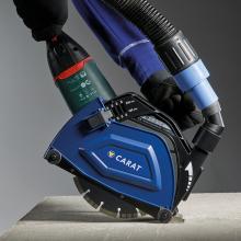 Carat Stofafzuigkap Dustprotect Dustcatch Pro 230mm