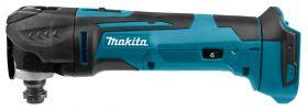 Makita DTM51ZJX3 Multitool 18V Zonder accu's en lader