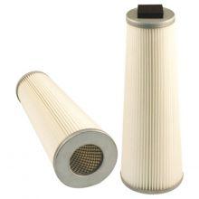 Dustcontrol Fijn filter polyester DC 3800/DC 3900