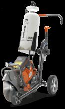 Husqvarna zaagtrolley voor benzine doorslijper incl. watertank voor K760/K770