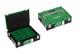 Hitachi Hikoki System Case systainer 1 met accessoire bakjes en foam