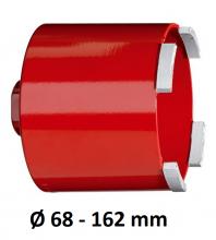 Carat Diamantboor M16 150mm Ø 68-162 mm