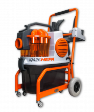 iQ Power Tools iQ426HEPA Bouwstofzuiger