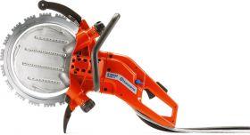 Husqvarna K3600 Mk II hydraulische ringzaag. incl. zaagblad R1245