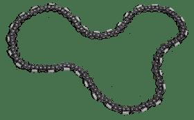 Husqvarna Elite-Chain C45 Diamantketting