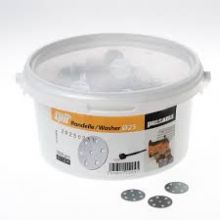 Spit Pulsa rondellen (25 mm)