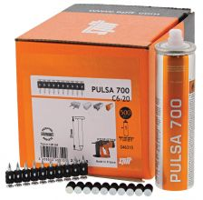 Spit Pulsa nagels C 6/35 (Incl. gaspatroon 700)