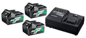 Hikoki MultiVolt Booster Pack