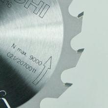 Hitachi Hikoki Cirkelzaagblad aluminium 255 mm 80 tands