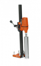 Husqvarna boormachine DMS160AT met geïntegreerd statief
