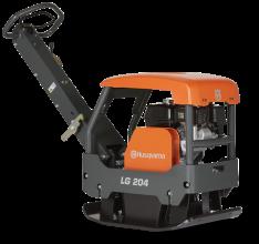 Husqvarna LG 204 Voorwaartse en omkeerbare trilplaat