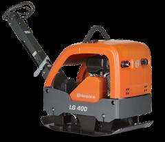 Husqvarna LG 400 Voorwaartse en omkeerbare trilplaat