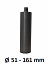 "THS Diamantboor 1 1/4"" laserlas dunwandig Ø 51-161mm"