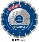 Carat beton diamantzaag CS CLASSIC haakse slijper-125