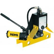 """REMS Rolgroefvoorziening voor Rex Delta 4"""" draadsnijmachine"""