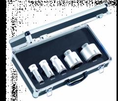 Carat Sankyo diamantboorset 5-delig voor tegels M14 aansluiting