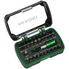 Hitachi Hikoki Bitset 32-delig assortiment