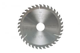 Hitachi Hikoki Cirkelzaagblad hout 255 mm 24 tands