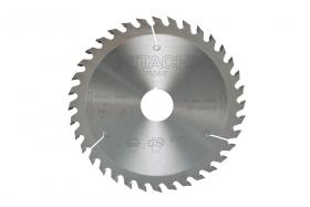 Hitachi Hikoki Cirkelzaagblad hout 255 mm 60 tands