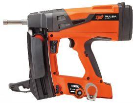 Spit pulsa 800P + gastacker voor de aannemer 15-40 mm (incl. 3 jaar garantie)