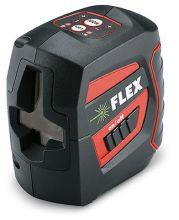 Flex ALC 2 / 1-G Zelfnivellerende Kruislijnlaser