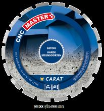 Carat diamantzaag beton CNC MASTER