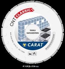 Carat diamantzaag natuursteen CNT CLASSIC