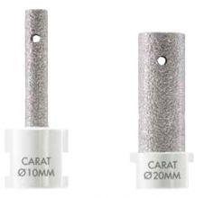 Carat Diamantfrezen voor de haakse slijper recht