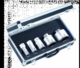 Carat diamantboorset 5-delig voor tegels M14 aansluiting