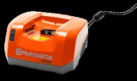 Husqvarna QC500 500W Accu lader