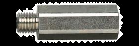 Carat Adapter 5/8''x16UNF - M16 (uitwendig)