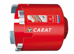 Carat dozenboor NASTROC M30 Ø 82 mm