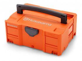 Husqvarna Opberg / Transportbox voor accu's en accessoires (S)