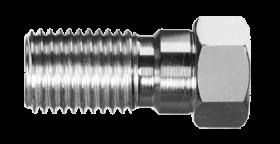 "Carat adapter 5/4""UNC - M30 (inwendig)"